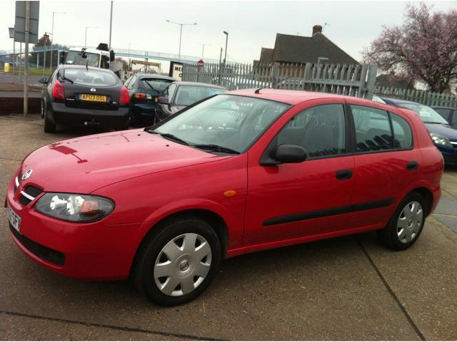 Used Nissan Almera for Sale under £99000 - Autopazar