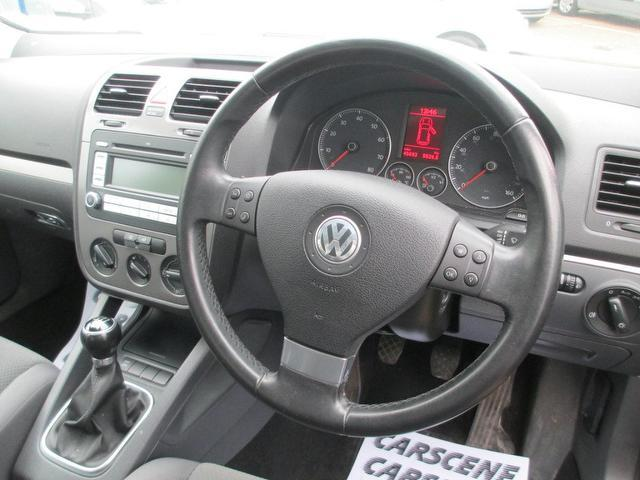 used volkswagen golf 2008 manual petrol 1 6 match fsi 5 door blue for sale uk autopazar. Black Bedroom Furniture Sets. Home Design Ideas