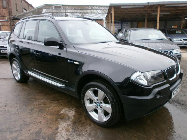 used bmw x3 2005 diesel sport 5dr 4x4 black edition for sale in wembley uk autopazar. Black Bedroom Furniture Sets. Home Design Ideas