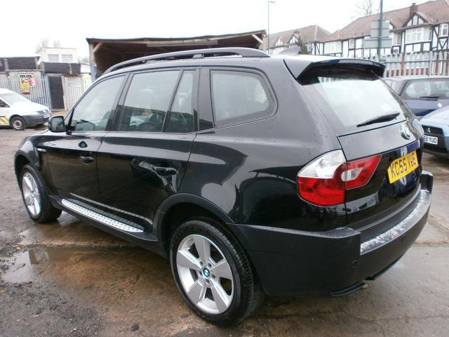 4x4 service on a bmw x3 autos post. Black Bedroom Furniture Sets. Home Design Ideas