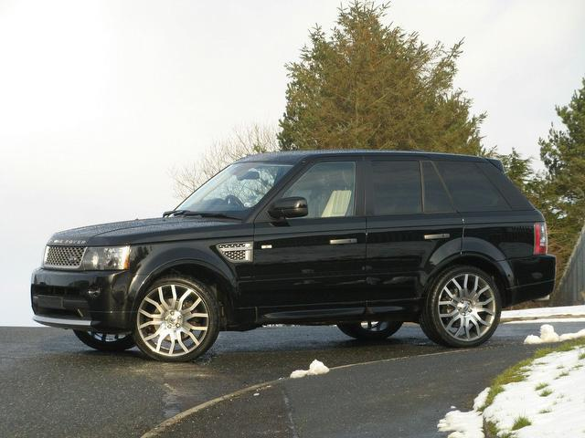 used land rover range 2010 model sport 3 6 diesel 4x4 black for sale in turrif uk autopazar. Black Bedroom Furniture Sets. Home Design Ideas