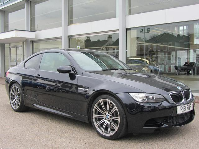 used bmw m3 2009 petrol 2dr dct edc huge coupe black. Black Bedroom Furniture Sets. Home Design Ideas