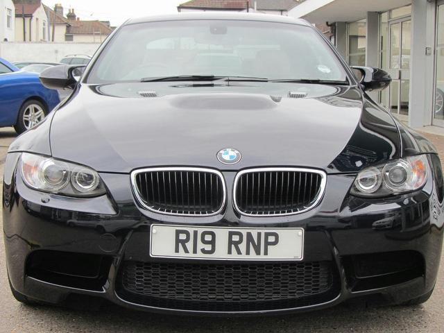 Used Bmw M3 2 Door Dct Edc Huge Coupe Black 2009 Petrol for Sale in UK