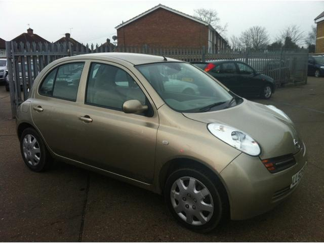 Nissan Of Bourne >> Used Nissan Micra for Sale in Kent UK - Autopazar