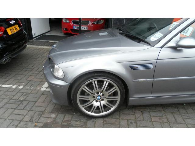 Used Bmw M3 2 Door 3.3  Convertible Grey 2004 Petrol for Sale in UK