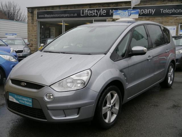 used ford s max 2006 silver colour diesel 1 8 tdci titanium 5 door estate for sale in wakefield. Black Bedroom Furniture Sets. Home Design Ideas