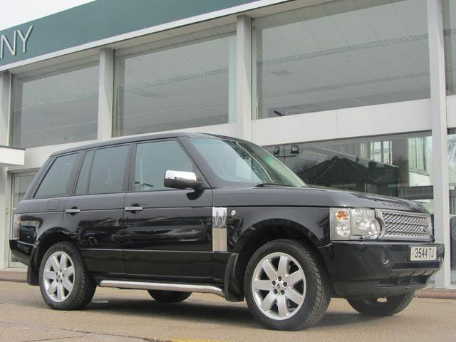 used 2004 land rover range 4x4 black edition 4 4 v8 petrol for sale in sevenoaks uk autopazar. Black Bedroom Furniture Sets. Home Design Ideas