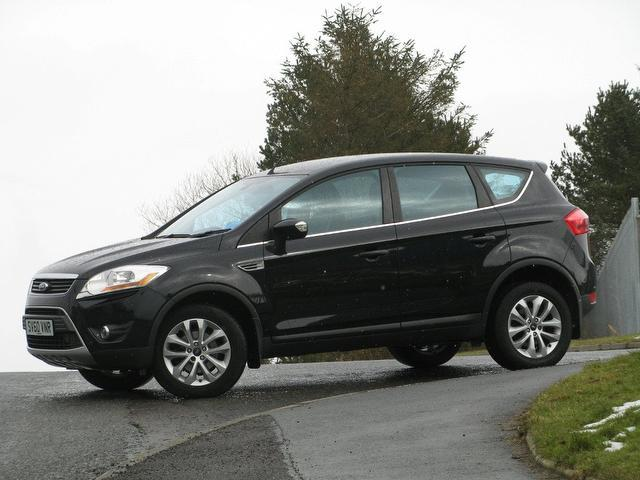 used ford kuga car 2010 black diesel 2 0 tdci 163 titanium estate for sale in turrif uk autopazar. Black Bedroom Furniture Sets. Home Design Ideas