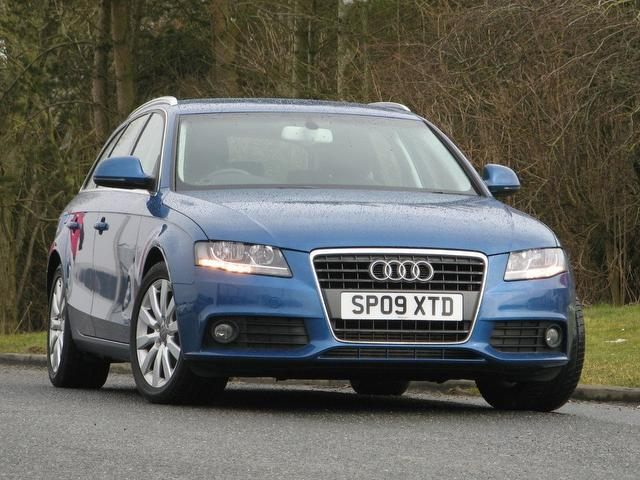 Audi a4 estate for sale uk 12