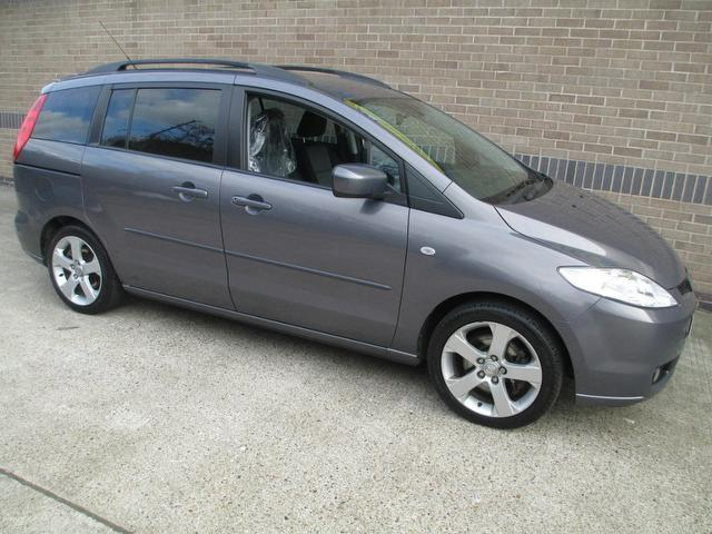 used mazda mazda5 2007 grey paint diesel sport 5dr estate for sale in norwich uk autopazar. Black Bedroom Furniture Sets. Home Design Ideas