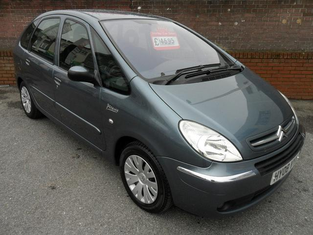used citroen xsara 2008 petrol picasso 16v desire. Black Bedroom Furniture Sets. Home Design Ideas