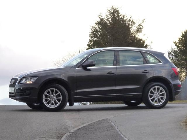 used audi q5 car 2009 grey diesel 2 0 tdi quattro se 4x4 for sale in turrif uk autopazar. Black Bedroom Furniture Sets. Home Design Ideas