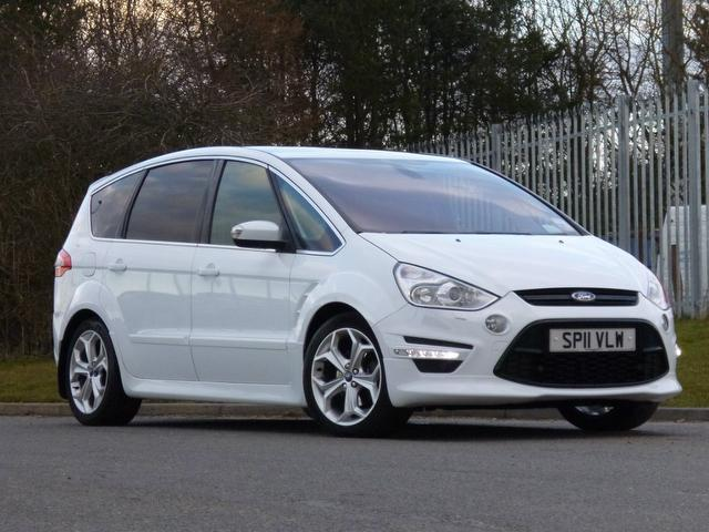 Used Ford S Max For Sale In Aberdeenshire Uk Autopazar