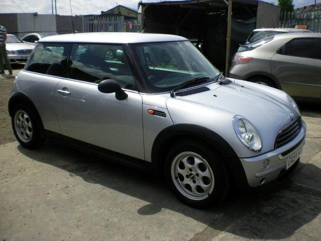 used mini 1 4 2004 diesel one d 3dr hatchback silver manual for sale in wembley uk autopazar. Black Bedroom Furniture Sets. Home Design Ideas