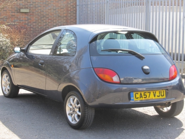 used ford ka 2008 manual unleaded gray for sale uk   autopazar