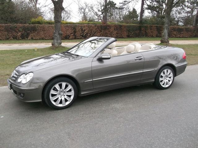 used 2008 mercedes benz convertible 280 elegance 2dr tip petrol for sale in newmarket uk autopazar. Black Bedroom Furniture Sets. Home Design Ideas