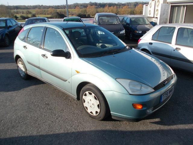 Used Ford Focus for Sale under £1000 - Autopazar