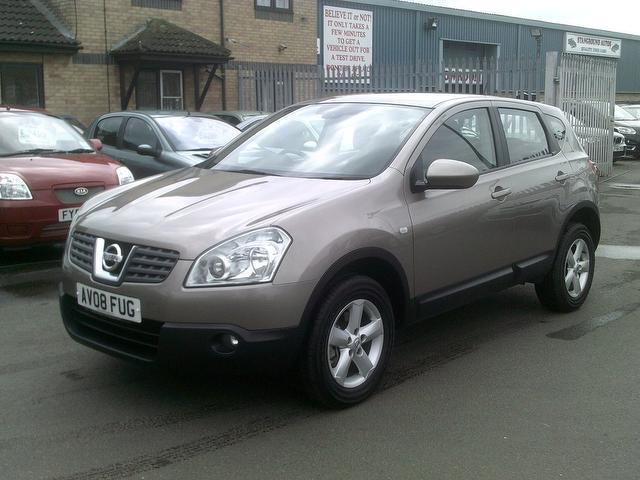 used nissan qashqai for sale in peterborough uk autopazar. Black Bedroom Furniture Sets. Home Design Ideas