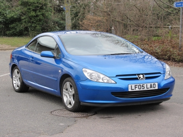 used peugeot 307 2005 petrol cc blue edition for sale in epsom uk autopazar. Black Bedroom Furniture Sets. Home Design Ideas