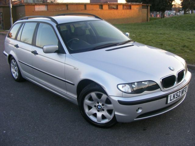 Bmw Estate Cars For Sale On Ebay