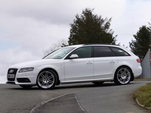 Audi a4 estate for sale uk 15