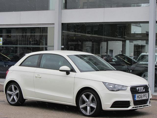 Audi a1 hatchback used 17
