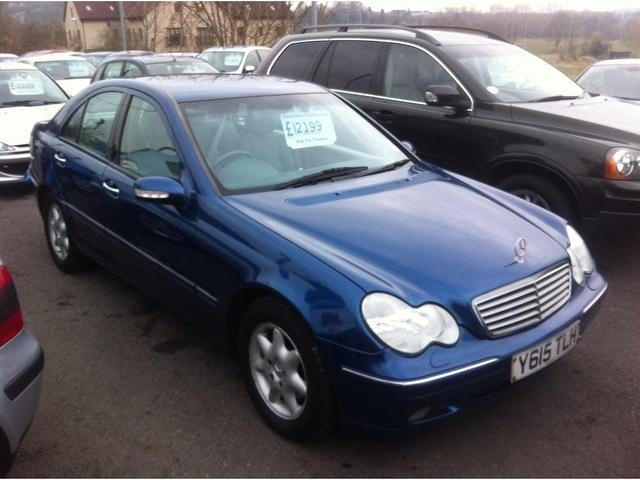 used mercedes benz 2001 for sale uk - autopazar