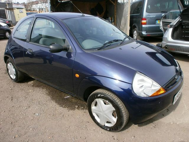 used ford ka 2000 petrol 2 3dr hatchback blue edition for sale in wembley uk autopazar. Black Bedroom Furniture Sets. Home Design Ideas