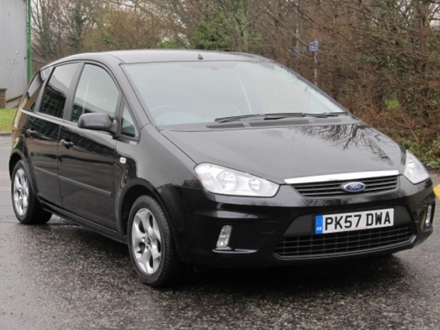 used ford c max for sale under 8000 autopazar. Black Bedroom Furniture Sets. Home Design Ideas