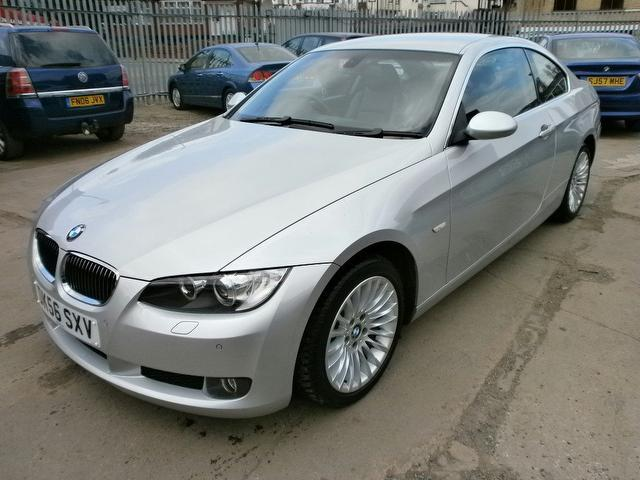 used silver bmw 3 series 2006 petrol 325i se 2dr coupe in great condition for sale autopazar. Black Bedroom Furniture Sets. Home Design Ideas