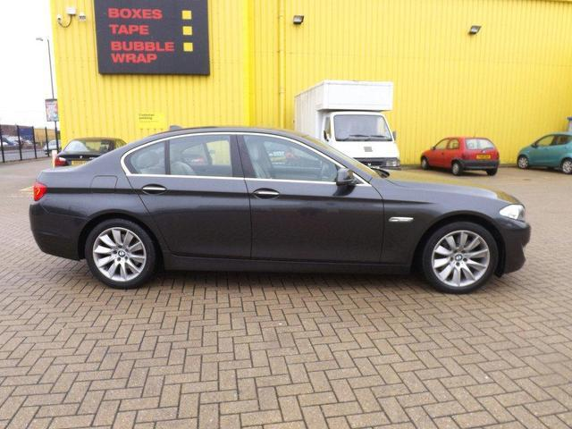 used 2010 bmw 5 series saloon grey edition 530d se 4dr diesel for sale in portsmouth uk autopazar. Black Bedroom Furniture Sets. Home Design Ideas