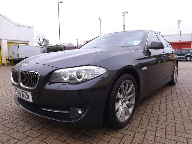used bmw 5 series 2010 for sale uk autopazar. Black Bedroom Furniture Sets. Home Design Ideas