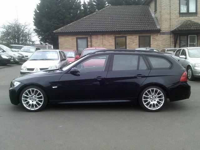 Used 2008 Bmw 3 Series Estate Black Edition 320d M Diesel For Sale