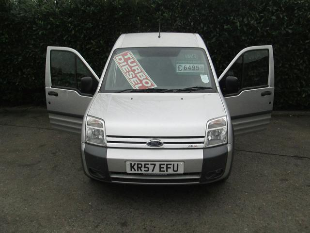 Used ford transit 2007 silver colour diesel tourneo connect 2 0 estate for sale in southampton