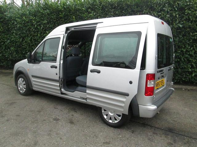 used ford transit 2007 silver colour diesel tourneo. Black Bedroom Furniture Sets. Home Design Ideas