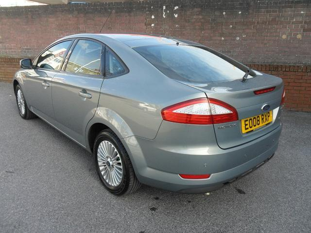 used ford mondeo 2008 grey colour diesel 2 0 tdci zetec 5 door hatchback for sale in southampton. Black Bedroom Furniture Sets. Home Design Ideas