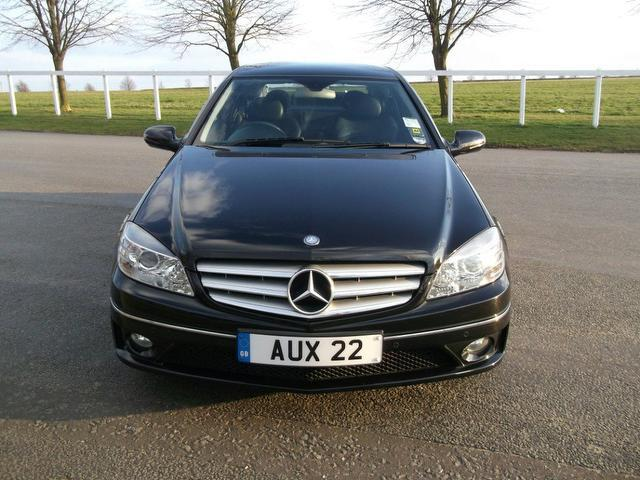 Used mercedes benz car 2008 black diesel class 220 cdi se for Mercedes benz uk used