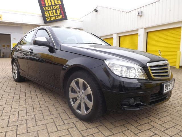 Used 2007 mercedes benz saloon class c220 cdi se diesel for Mercedes benz portsmouth