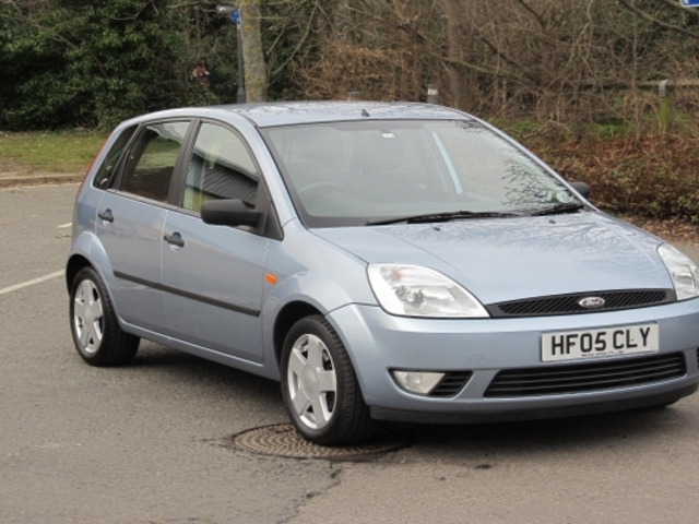 used blue ford fiesta 2005 diesel in great condition for sale autopazar. Black Bedroom Furniture Sets. Home Design Ideas