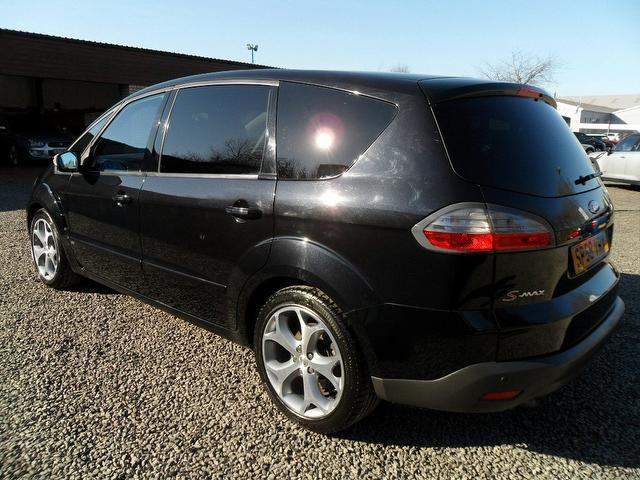 used ford s max 2008 diesel 2 0 tdci titanium 5dr estate. Black Bedroom Furniture Sets. Home Design Ideas