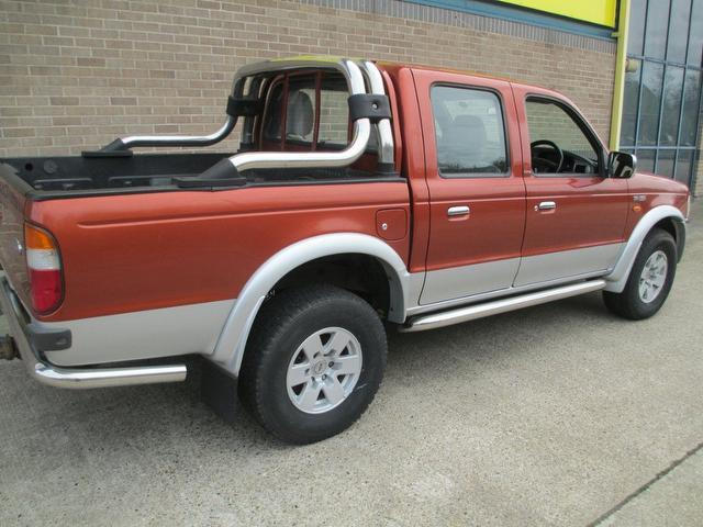 used ford ranger 2004 diesel xlt double cab orange edition for sale in norwich uk autopazar. Black Bedroom Furniture Sets. Home Design Ideas