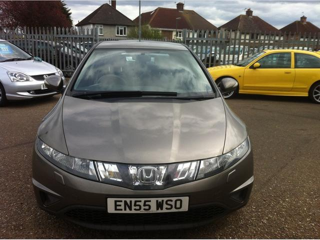 used 2006 honda civic hatchback 2 2 i ctdi sport 5dr diesel for sale in ashford uk autopazar. Black Bedroom Furniture Sets. Home Design Ideas