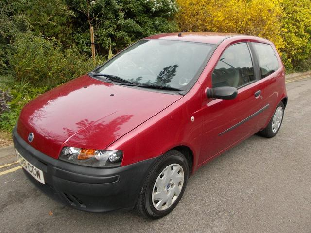 used fiat punto 2001 petrol 1 2 3dr hatchback red edition for sale in keynsham uk autopazar. Black Bedroom Furniture Sets. Home Design Ideas