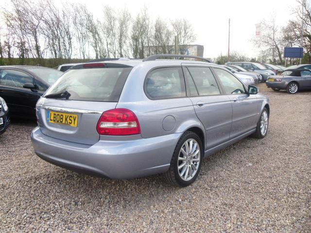used 2008 jaguar x type estate s 5dr 6 diesel for sale in nuneaton uk autopazar. Black Bedroom Furniture Sets. Home Design Ideas