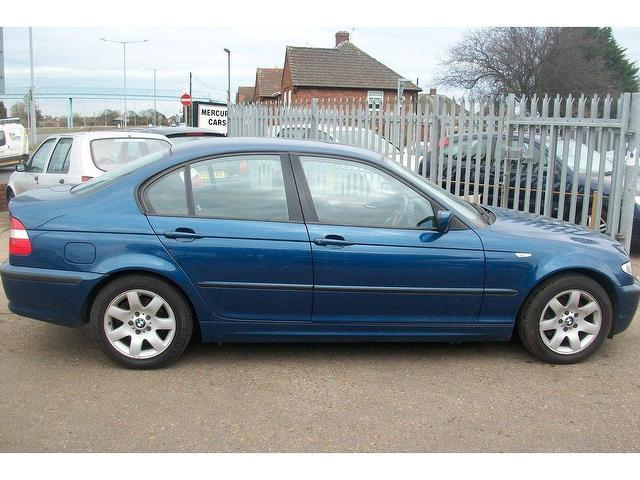 used bmw 3 series 2003 diesel 320d se 4dr saloon blue manual for sale in ashford uk autopazar. Black Bedroom Furniture Sets. Home Design Ideas
