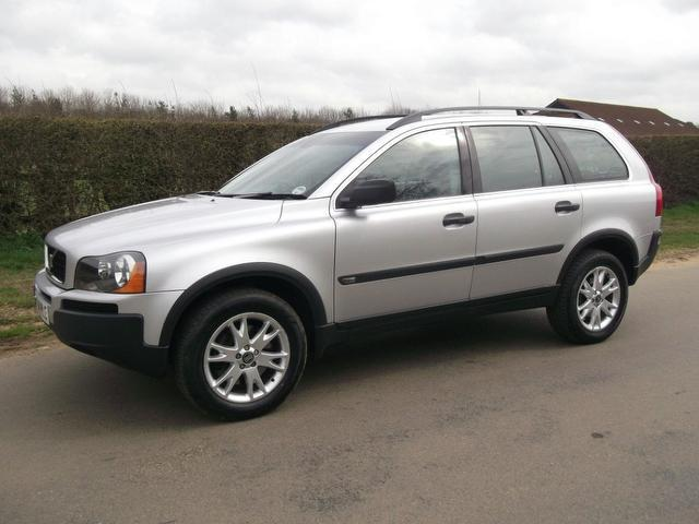 Used 2004 Volvo Xc90 4x4 Silver Edition 2.4 D5 Se 5dr Diesel For Sale In Newmarket Uk - Autopazar