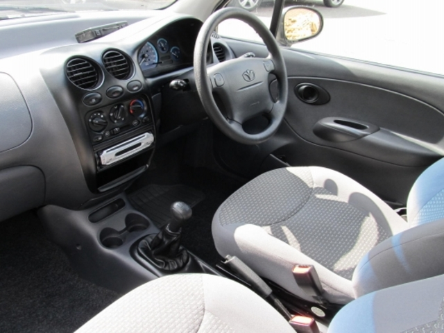 Used Silver Daewoo Matiz 2004 Unleaded In Great Condition For Sale ...