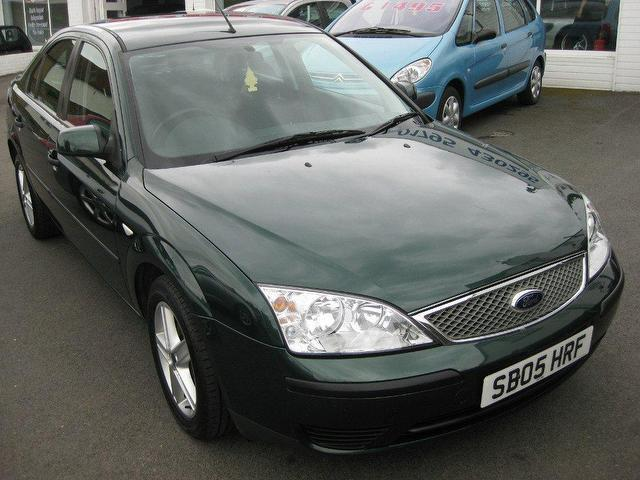 used ford mondeo 2005 diesel 130 lx 5dr hatchback green manual for sale in sittingbourne. Black Bedroom Furniture Sets. Home Design Ideas