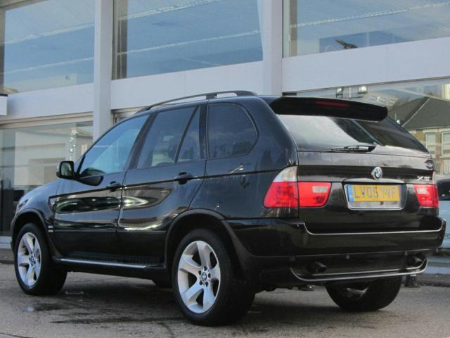 used bmw x5 2005 model sport 5dr auto petrol 4x4 black for sale in sevenoaks uk autopazar. Black Bedroom Furniture Sets. Home Design Ideas