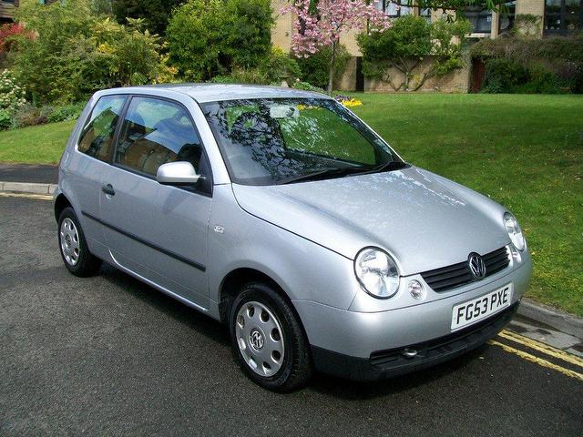 used volkswagen lupo 2003 petrol 1 0 e 3dr hatchback silver manual for sale in keynsham uk. Black Bedroom Furniture Sets. Home Design Ideas